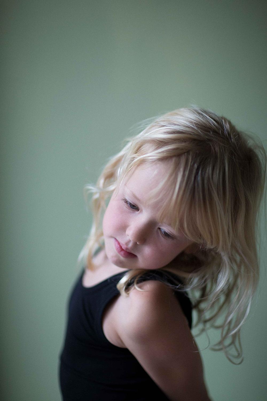 Fine art portret Mika