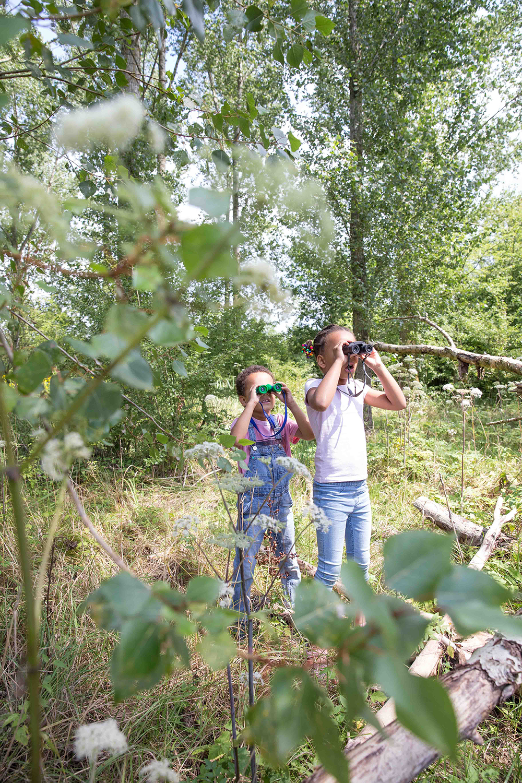 Fotografie beeldbank OERRR Natuurmonumenten Quinn en Amy