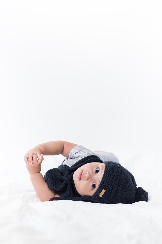 Fotografie babyfotoshoot Bo