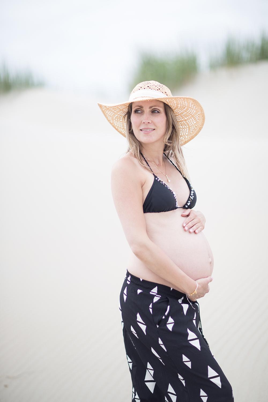 Fotografie zwangerschapsfotoshoot Stefanie