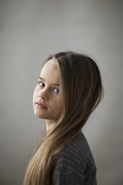 Fine art portret Anika
